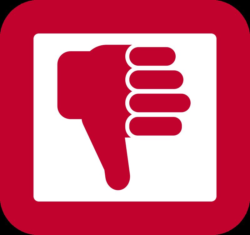 Free Negative Attitude Cliparts, Download Free Clip Art.