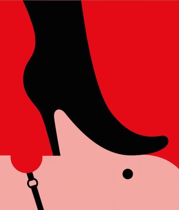 60 Brilliant Negative Space Illustrations By Noma Bar.