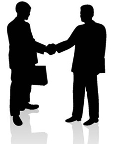 Negotiation 20clipart.