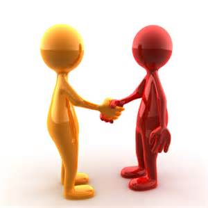 Similiar Business Negotiation Clip Art Keywords.