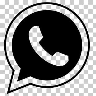 Logo de whatsapp PNG cliparts descarga gratuita.