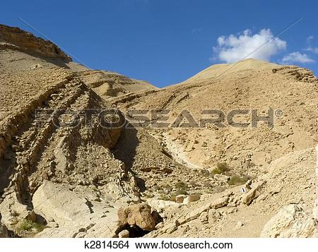 Stock Photo of Negev Desert k2814564.