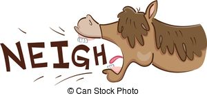 Neigh Illustrations and Clipart. 45 Neigh royalty free.