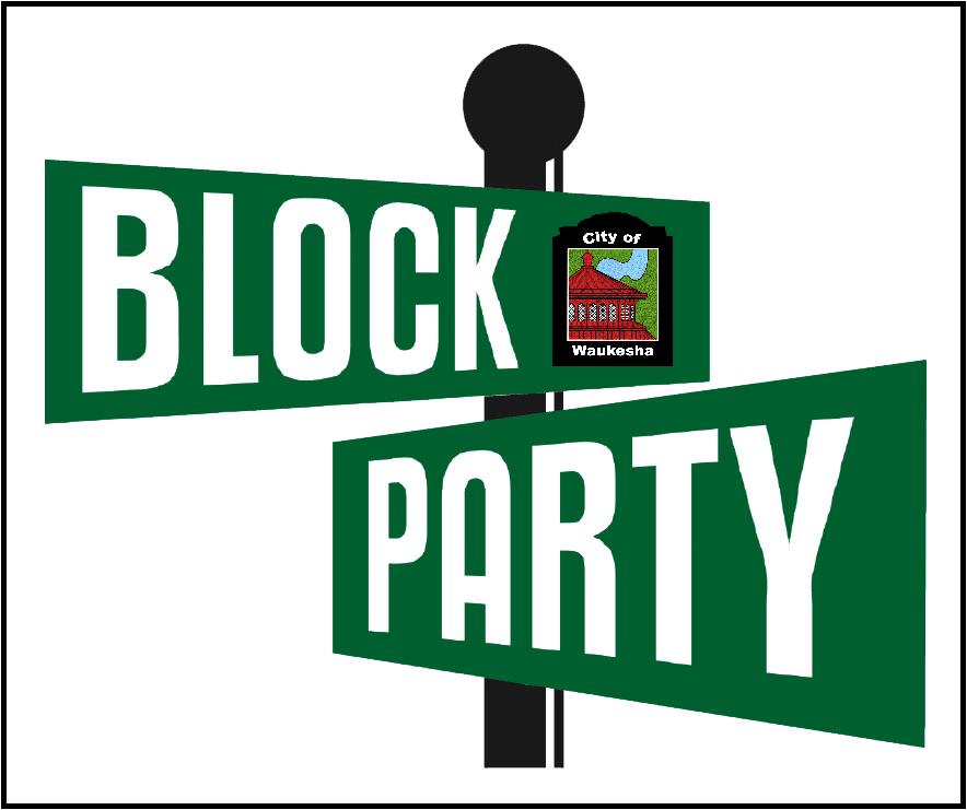 Neighborhood Block Party.