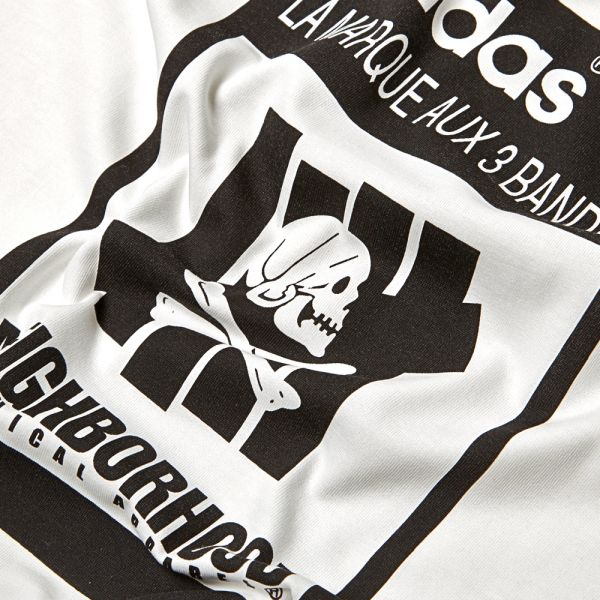 Adidas Consortium x UNDFTD x Neighborhood Logo Tee.