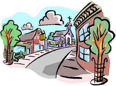 Neighborhood Clip Art Free.