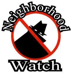 Neighborhood Watch Program.