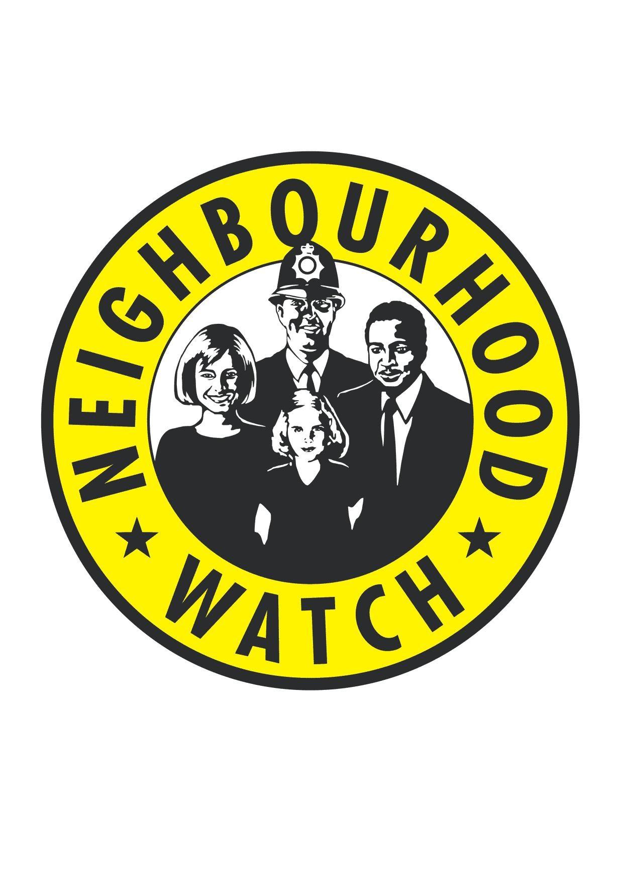 Neighbourhood Watch Clipart.
