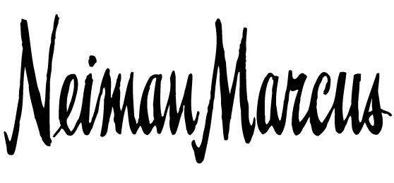 Bernardo Sandals: Neiman Marcus Logo.