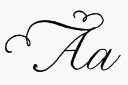 Nelly Script Flourish Fonts Pinterest Clipart.
