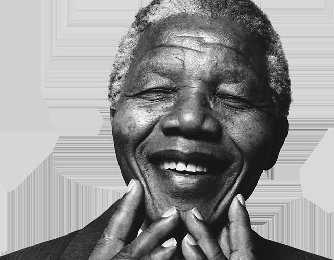 Nelson Mandela PNG Transparent Images.