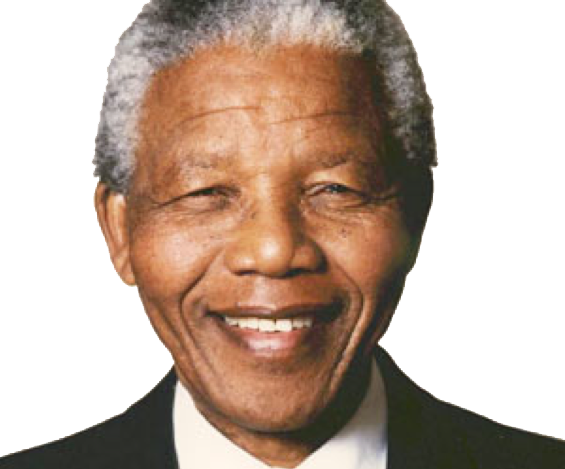 Download Nelson Mandela PNG Image For Designing Projects.