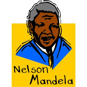 Mandela Clipart.