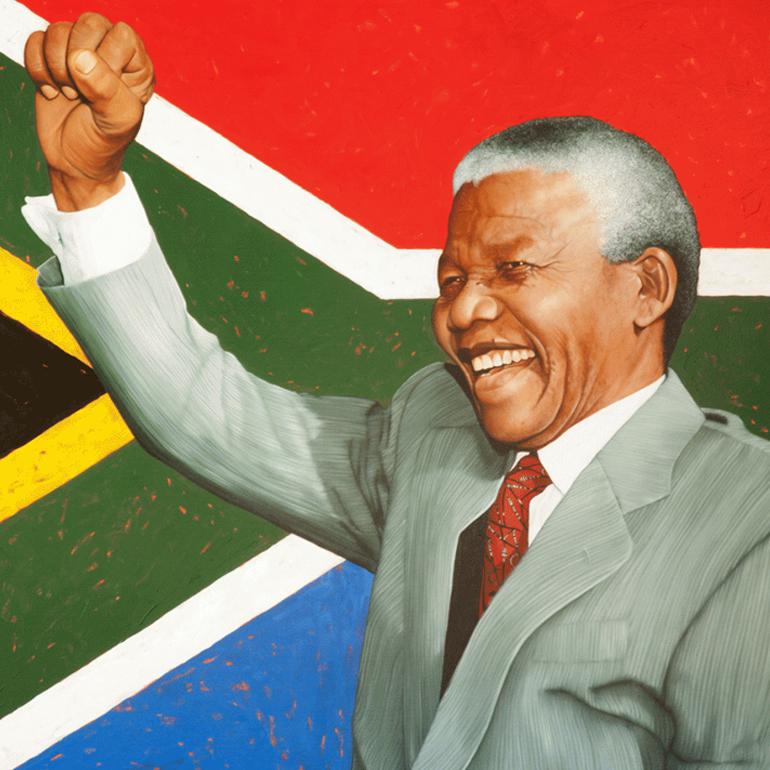 When I met Nelson Rolihlahla Mandela!.