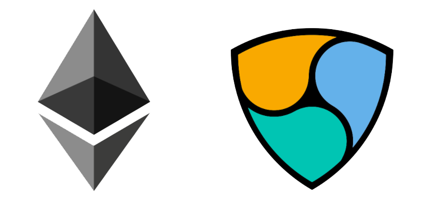 Ethereum VS NEM. The difference between Ethereum and NEM.