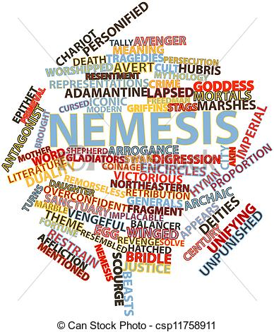 Clipart of Nemesis.