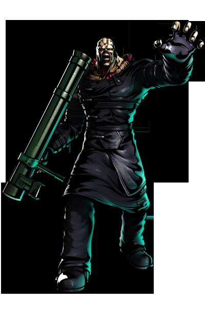 Nemesis (Resident Evil).
