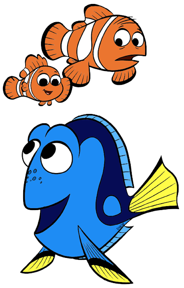 Nemo And Dory Clipart 20 Free Cliparts Download Images