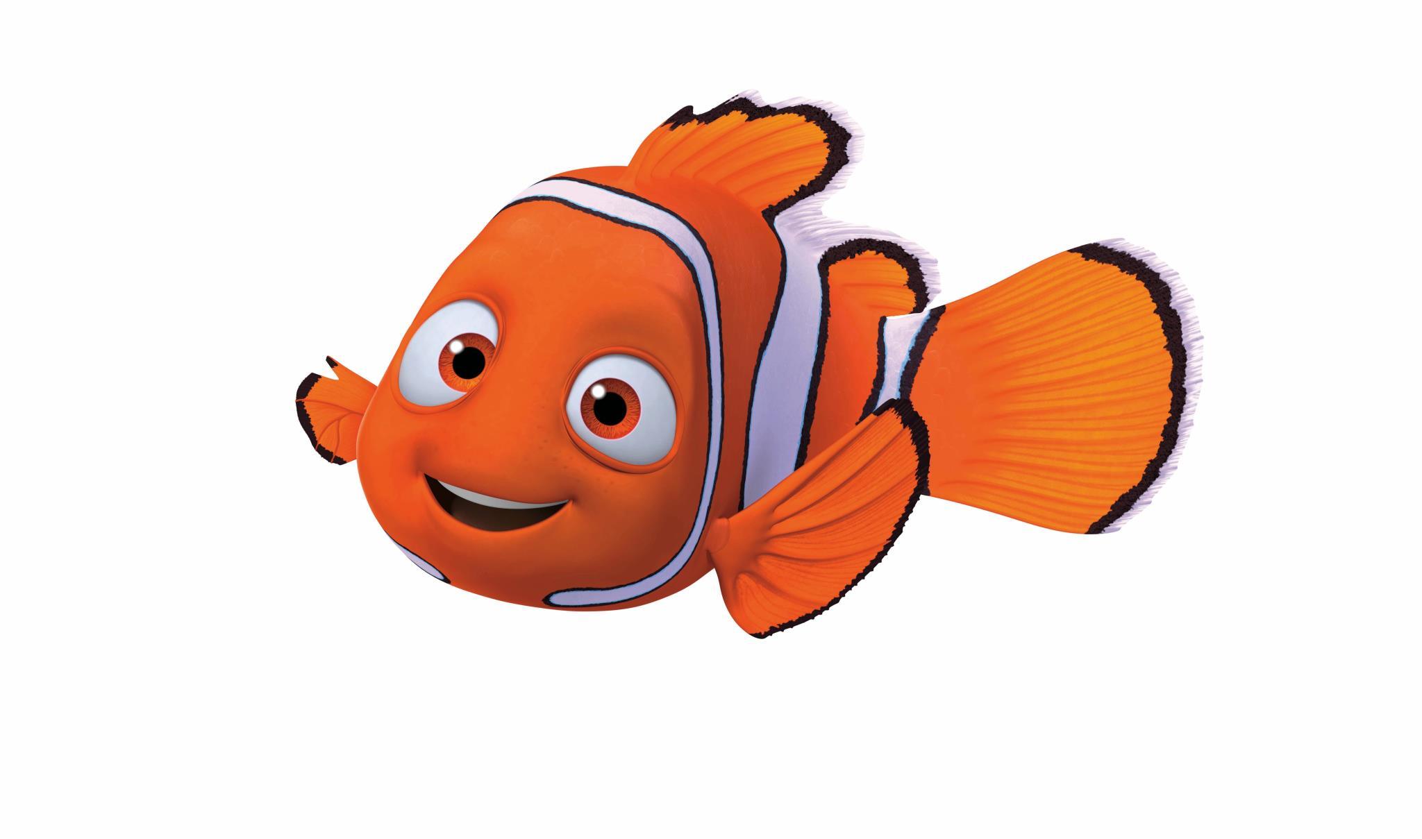 Fish Nemo Clipart.