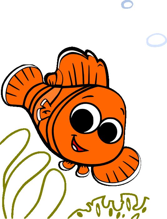 Nemo Clip Art.