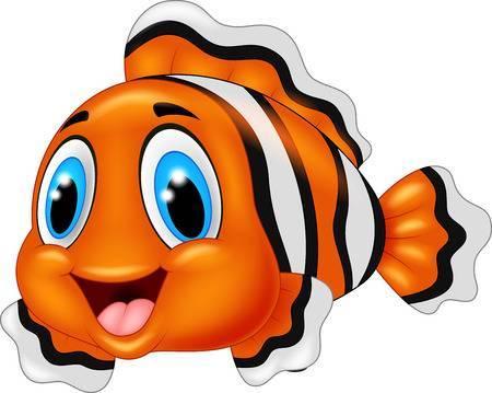 Nemo fish clipart 2 » Clipart Portal.