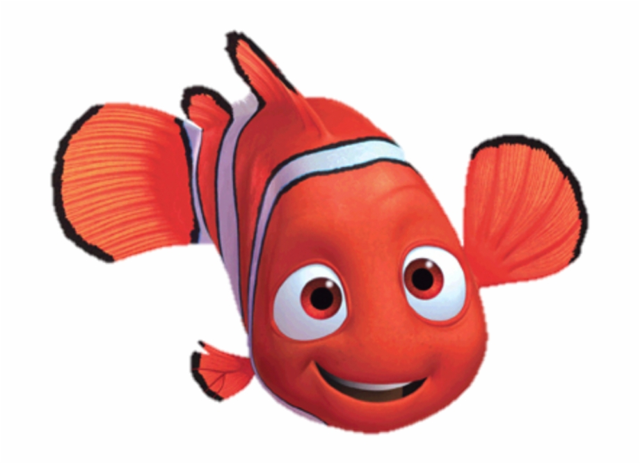 Nemo Cartoon , Png Download.