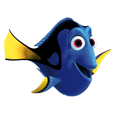 Finding Nemo transparent PNG images.