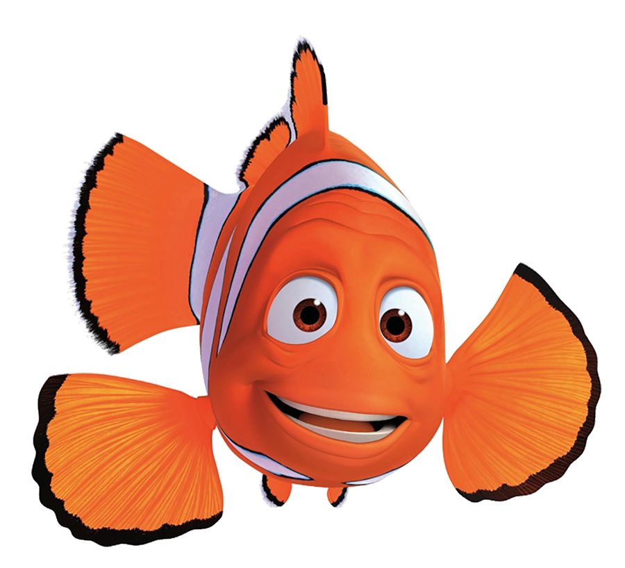 Free PNG Finding Nemo.