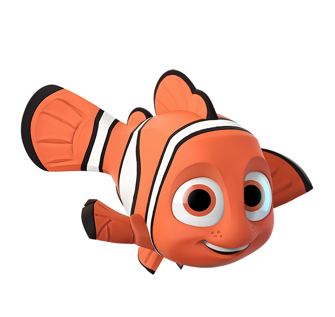 Finding Nemo PNG Images Transparent Free Download.