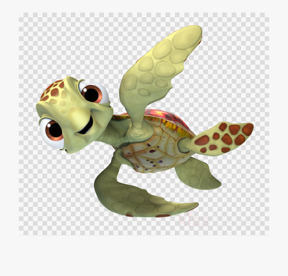 Film Character Turtle.