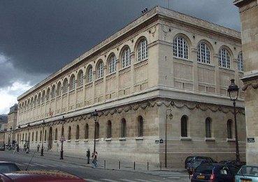 Neoclassical/Romantic Architecture.