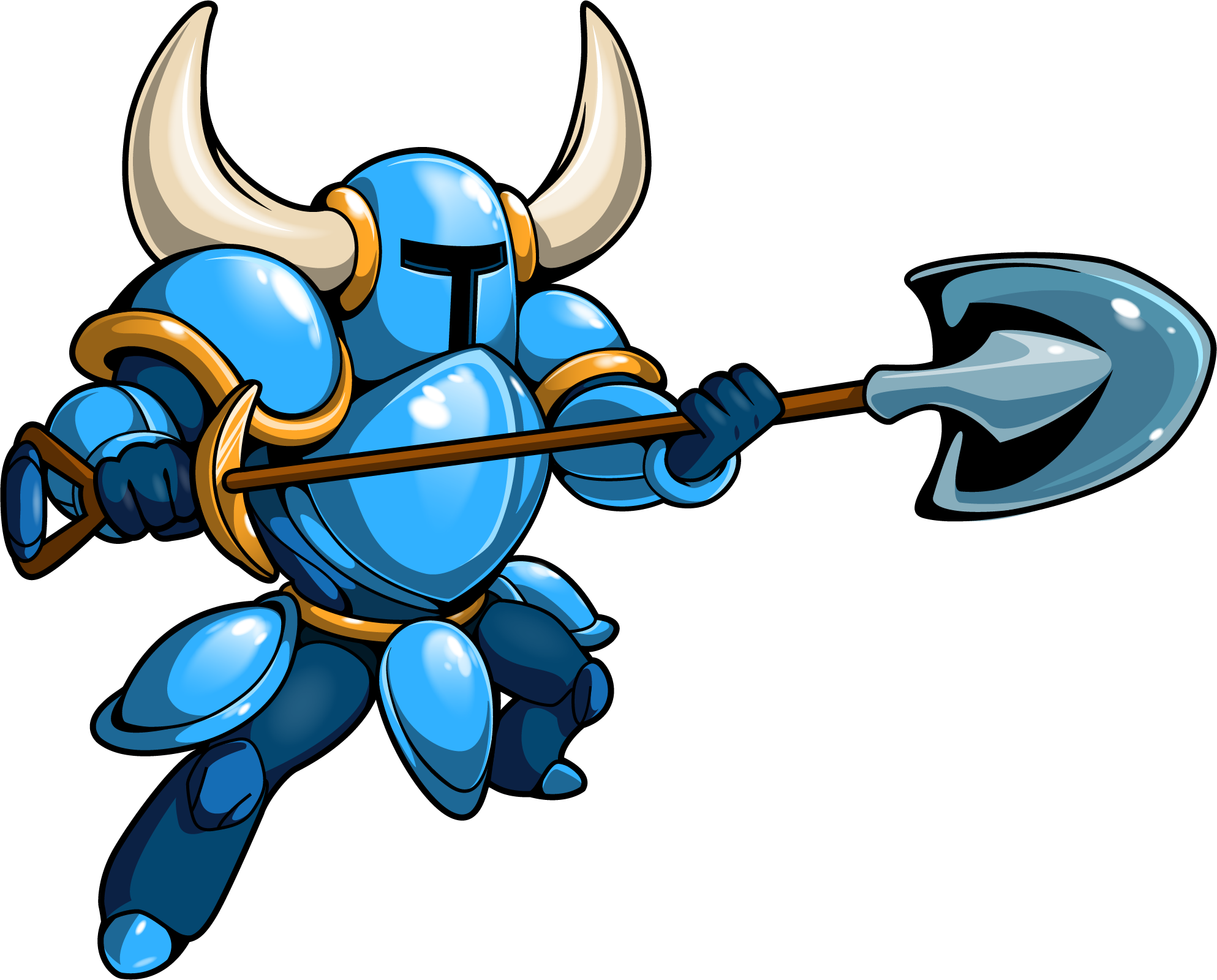 Shovel Knight Gets His Own amiibo!.