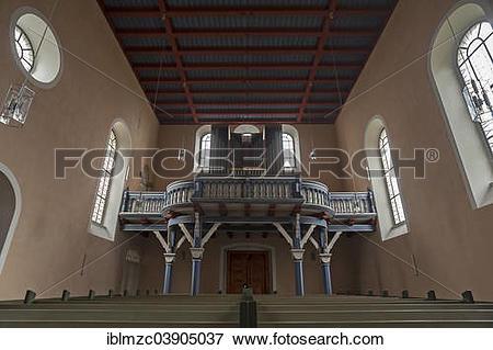 "Picture of ""Organ loft, Christuskirche church, Neo."