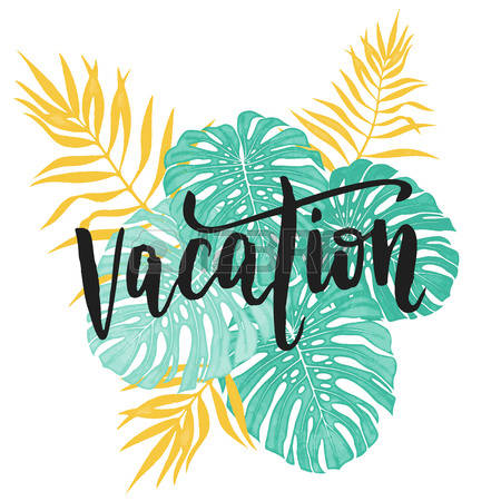 Seamless Vacation Stock Vector Illustration And Royalty Free.