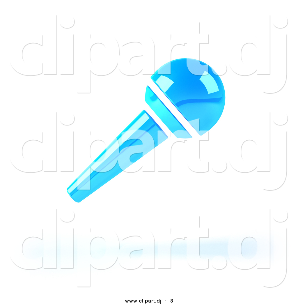 Blue Floaty Clipart.