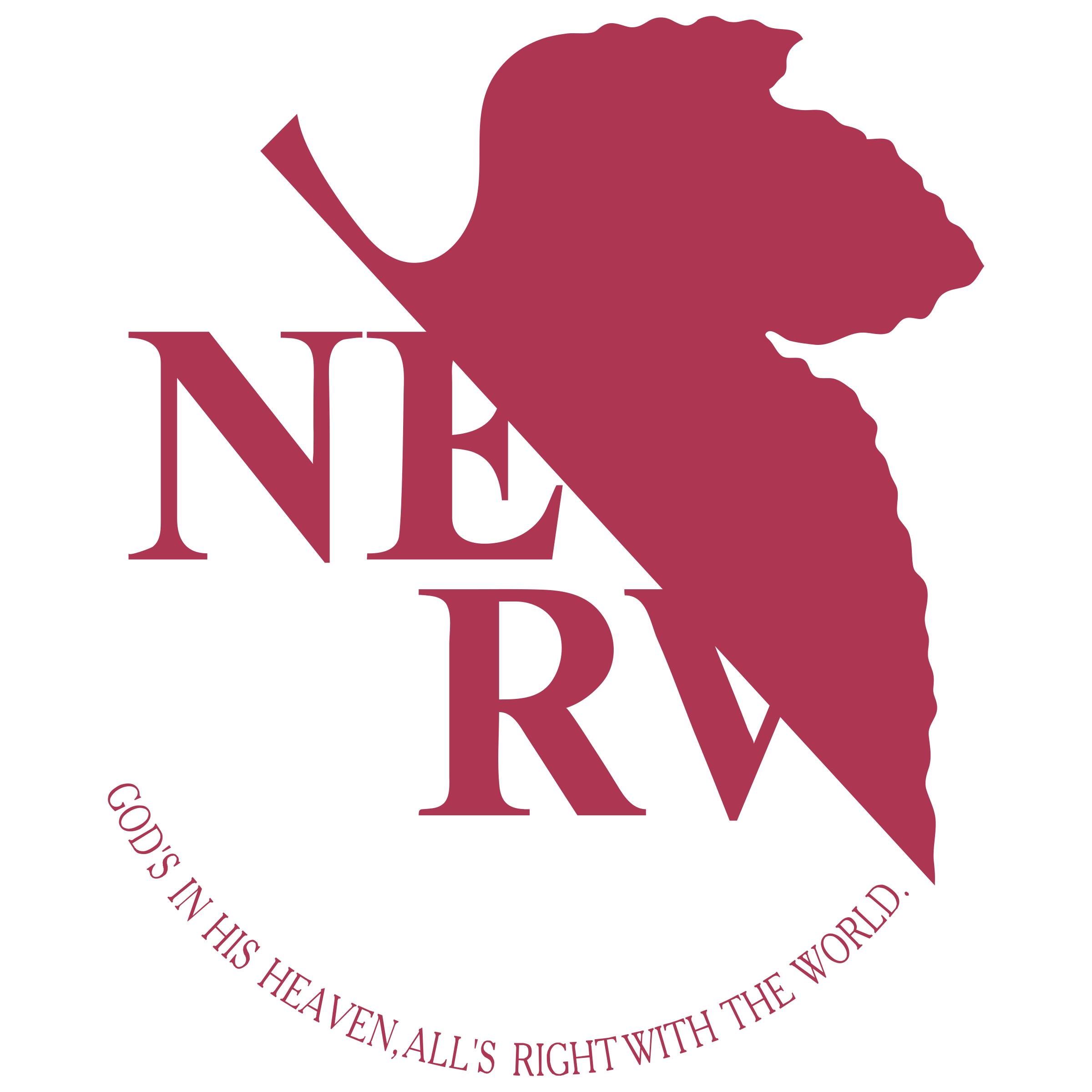 Neon Genesis Evangelion Logo PNG Transparent & SVG Vector.