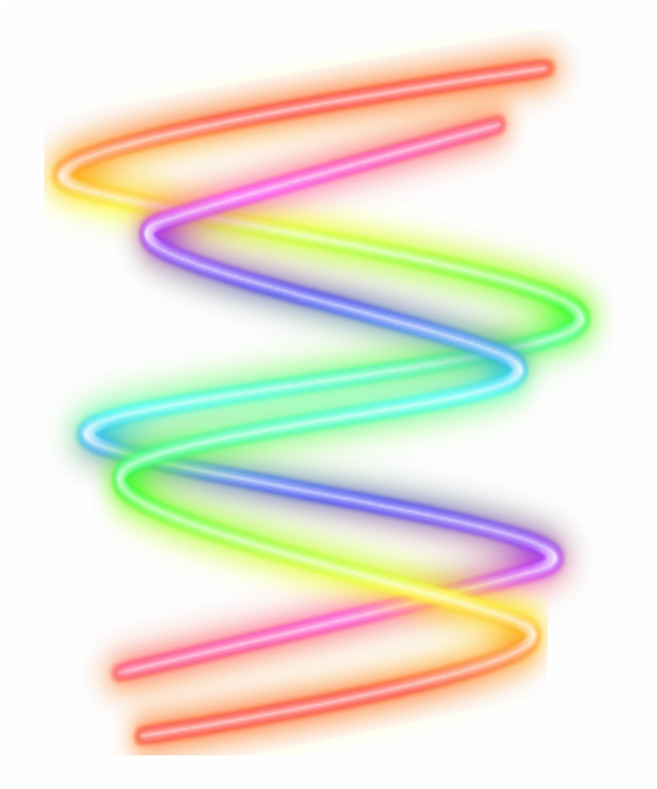 Transparent Neon Glow Png, Transparent Png Download For Free.