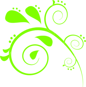 Neon green clipart hd.