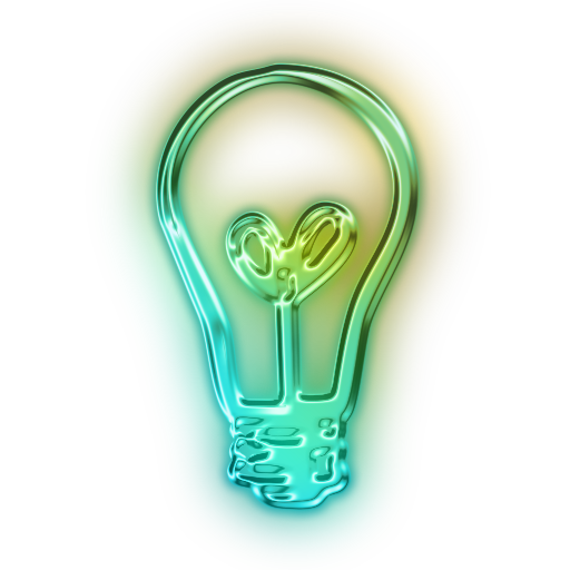 Transparent background clipart now neon signs.
