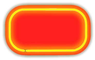 Neon red clipart.