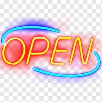 Neon Sign cutout PNG & clipart images.