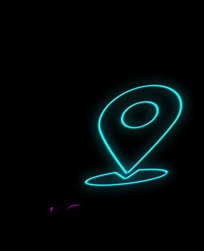 neon map overlay PNG images Download [NEW].
