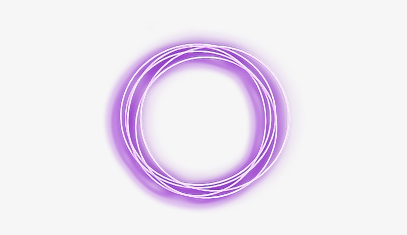 Ring Overlay Neon Lights Png.