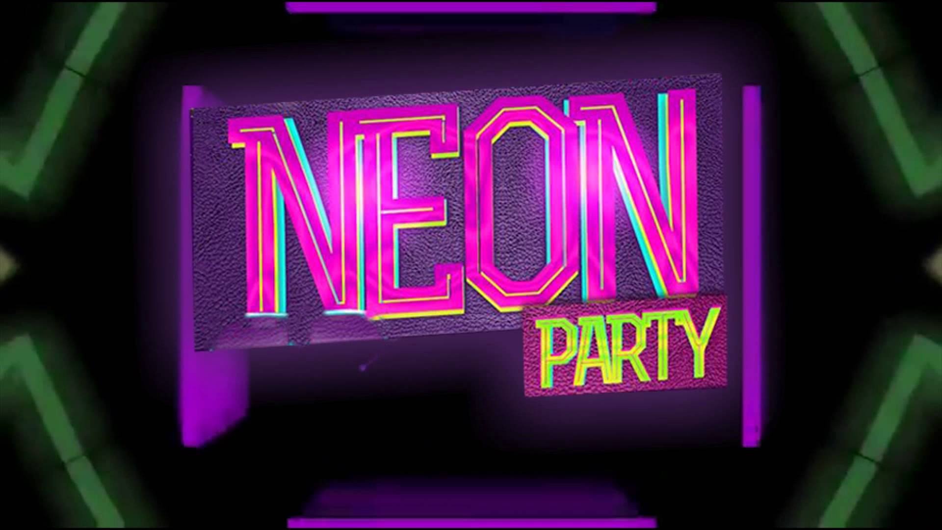 Neon Party Wallpapers.
