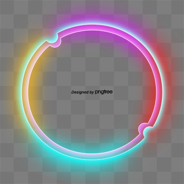 Neon PNG Images.