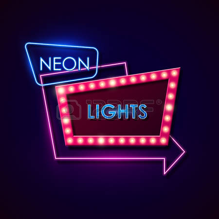 108,581 Neon Stock Vector Illustration And Royalty Free Neon Clipart.