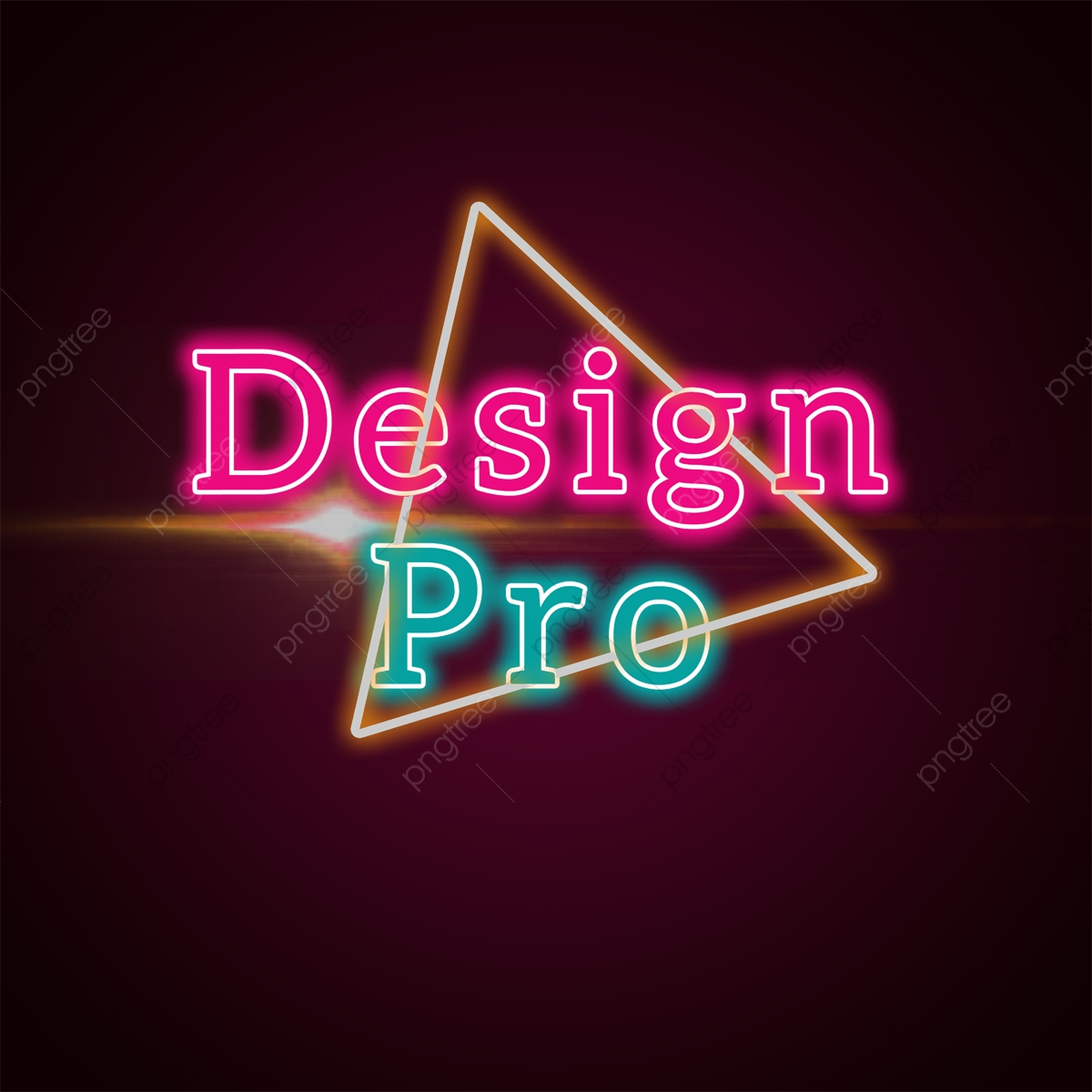 Neon Effect Text, Lighting Effect, Neon, Neon Effect PNG.