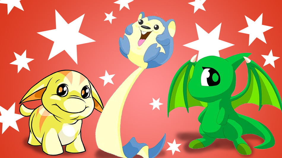 Confessions of a Former Neopets Owner.