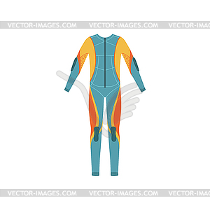 Full Body Neoprene Diving Suit Without Hood.