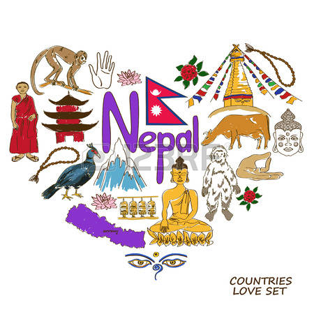 3,064 Nepal Cliparts, Stock Vector And Royalty Free Nepal.